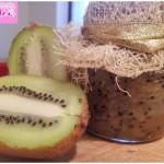 Marmellata di Kiwi e mela