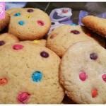 Smarties' Cookies