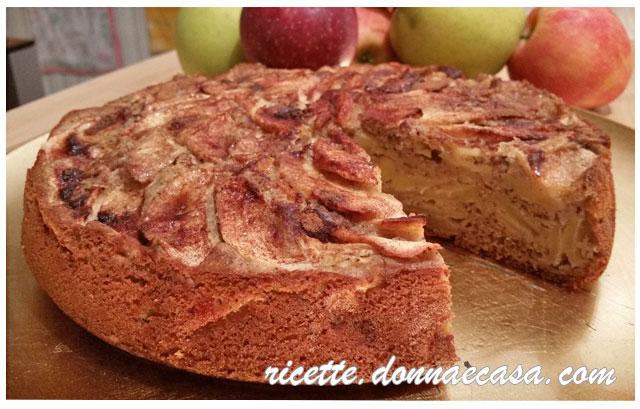 torta di mele grano saraceno photo 4