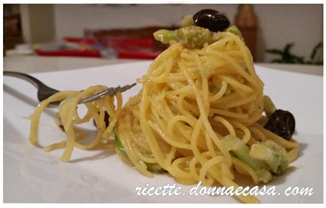 pasta con broccoli foto 2