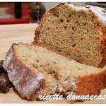 Banana bread con farina di kamut