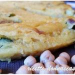 Frittata con farina di ceci – vegan recipe